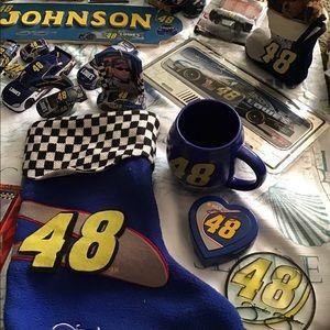 Nascar Other - NASCAR Jimmy Johnson Collectibles